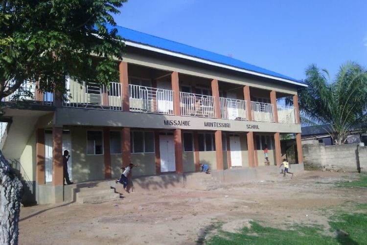 Project 6: Bouw Montessori School