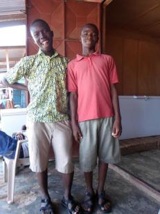 Mawufemor en Daniel