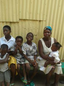 Rita en haar gezin