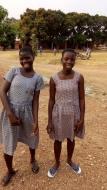 Jennifer en Sefakor